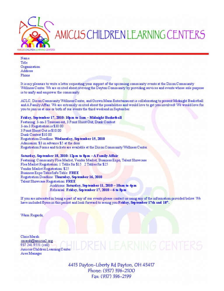 Participation request letter stopboris Gallery