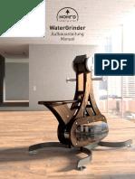 watergrinder-bedienungsanleitung