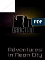 Neon Sanctum - Adventures From Neon City