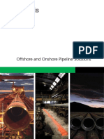Offshore Onshore Pipeline Solutions