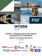 Pipelines+&+Subsea+Installations-Report,+20.06.14