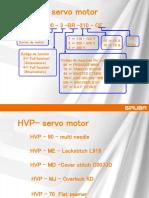 Ho Shing Servo Motor Presentation (2)