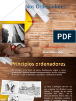 Principios Ordenadores (arquitectura)