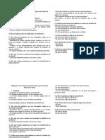 Diagnóstico de La Situación Actual Del Manejo Poscosecha Del Mercado de Frutas y Del Mercado de Productores 1