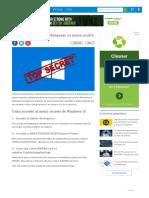 Windows 10_ Cómo Desbloquear Su Menú Oculto