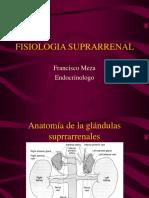 FISIOLOGIA SUPRARRENAL