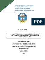 Caratula de Tesis Universidad Peruana Los Andes