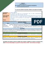 2. Formato Diseño - Recuadro Método Cornell