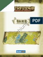Pathfinder Guida Del Giocatore Alba Dei Re