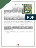Mega Detonado - Pokemon LeafGreen