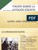 Documentos Escritos laborales