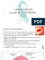 Rastreamento CAncer colo de utero
