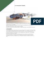 Avión Modular Para Transporte Flexible