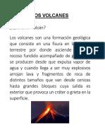 Proyecto 4 volcanes