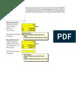 Uts Spreadsheet Cc 155020300111007 Desy Nata A
