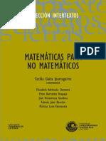 Matematica para no matematicos.Cecilia Gaita Ipanaguirre-Pontificia Univ.Catolica del Peru.pdf