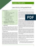 Ley 1896 Seguros sociales