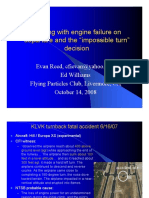 Engine failure turnback seminar Oct 2008