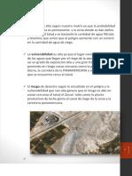 Deslizamiento El Zarzal Prevencion y Mitigacion de Desastres