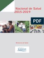 Politica Nacional de Salud 2015-2019 Version Imprenta