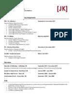 jason kraemer resume