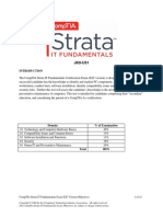 Comptia Strata It Fundamentals e2c