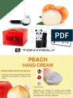 Catálogo Korean Beauty Cosmetics C.
