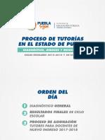 Procesos de Tutorías en El Estado de Puebla