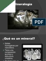 Mineralogíados