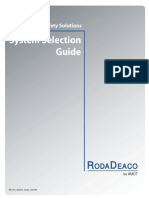 Roda Deaco Systems Guide