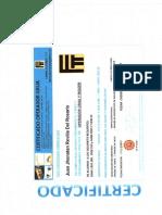Certifiado Operadores 20.9