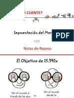 15.390x - Market Segmentation Spanish