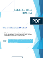 3670_evidence Based Practice