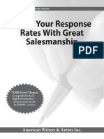 Boost Your Response Rates