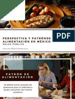 perspectiva y patrónde alimentaci