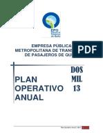 V2. Informe POA ReformaCCN 2013