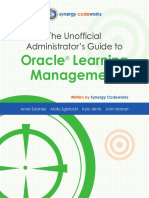 Preview of Unoffical Oracle Learning Management Administrator Guide.pdf