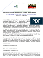Lambruschini, Gustavo - La Muerte Miserable de Centenares de Mujeres vs. Pintadas en La Vía Pública (Artículo)