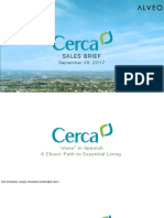 Cerca Project Presentation