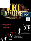 Arun Project Management Presentation