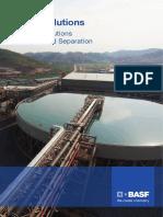 BASF Mining Solutions Solid Liquid Separation