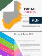 PARTAI POLITIK PPT