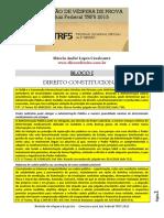 JURISPRUDÊNCIAS DIREITO CONSTITUCIONAL