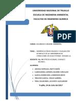 Iper de La Subgerencia de Operaciones de Agua Potable -Sedalid s.A