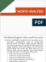 BAB 5 Present Worth Analysis