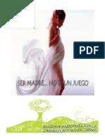Folleto Embarazo Adolescente En la I.E.C.P.M. 2010