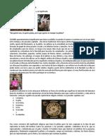 Reseña Histórica de La Piñata