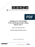 FCE Exam Teacher's Guide