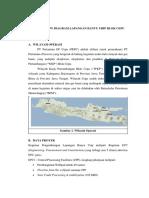 Proses Flow Diagram Lapangan Banyu Urip Blok Cepu