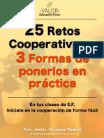 eBook de Regalo Retos Cooperativos